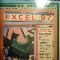 Libros de segunda mano: EXCEL 97. - YEBES LOPEZ/MARTINEZ VALERO, ELVIRA/JULIÁN.. Lote 173703472