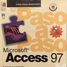 Libros de segunda mano: MICROSOFT ACCESS 97 - AA.VV.. Lote 175380847