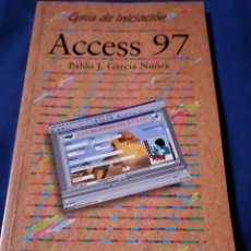 Libros de segunda mano: ACCESS 97. Lote 176458443
