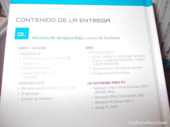 Libros de segunda mano: Computer y Web, 30 tomos El Mundo 2.009. Cada tomo con 3 CD - Foto 5 - 178007935