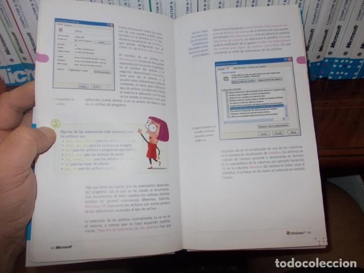 Libros de segunda mano: Computer y Web, 30 tomos El Mundo 2.009. Cada tomo con 3 CD - Foto 6 - 178007935