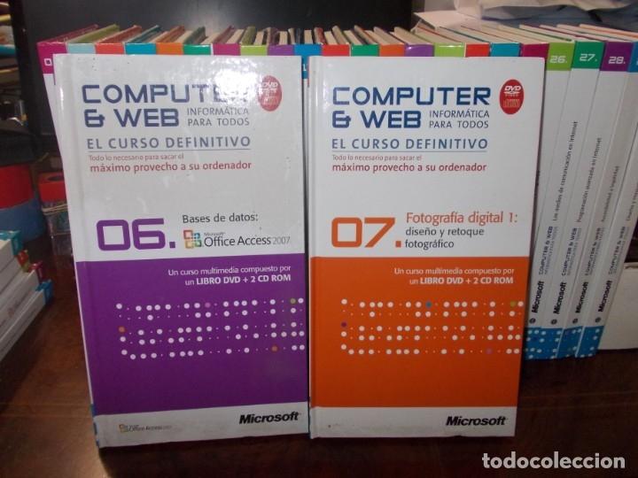 Libros de segunda mano: Computer y Web, 30 tomos El Mundo 2.009. Cada tomo con 3 CD - Foto 11 - 178007935