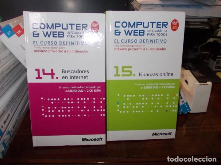 Libros de segunda mano: Computer y Web, 30 tomos El Mundo 2.009. Cada tomo con 3 CD - Foto 15 - 178007935