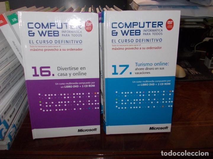 Libros de segunda mano: Computer y Web, 30 tomos El Mundo 2.009. Cada tomo con 3 CD - Foto 16 - 178007935