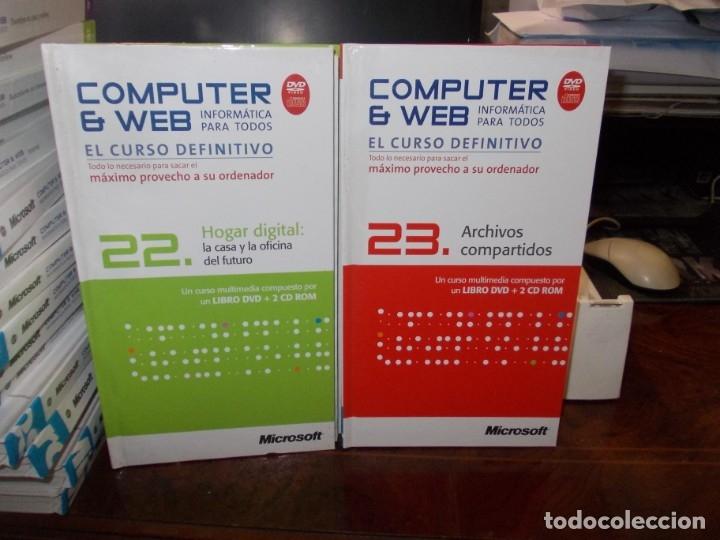 Libros de segunda mano: Computer y Web, 30 tomos El Mundo 2.009. Cada tomo con 3 CD - Foto 19 - 178007935