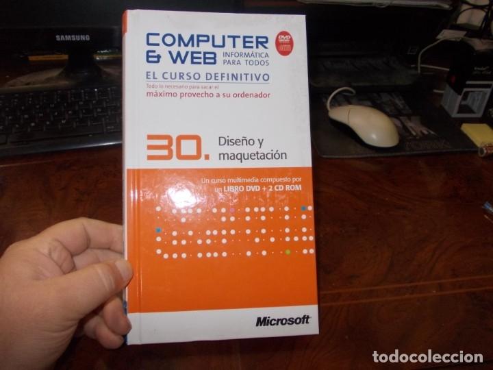 Libros de segunda mano: Computer y Web, 30 tomos El Mundo 2.009. Cada tomo con 3 CD - Foto 23 - 178007935