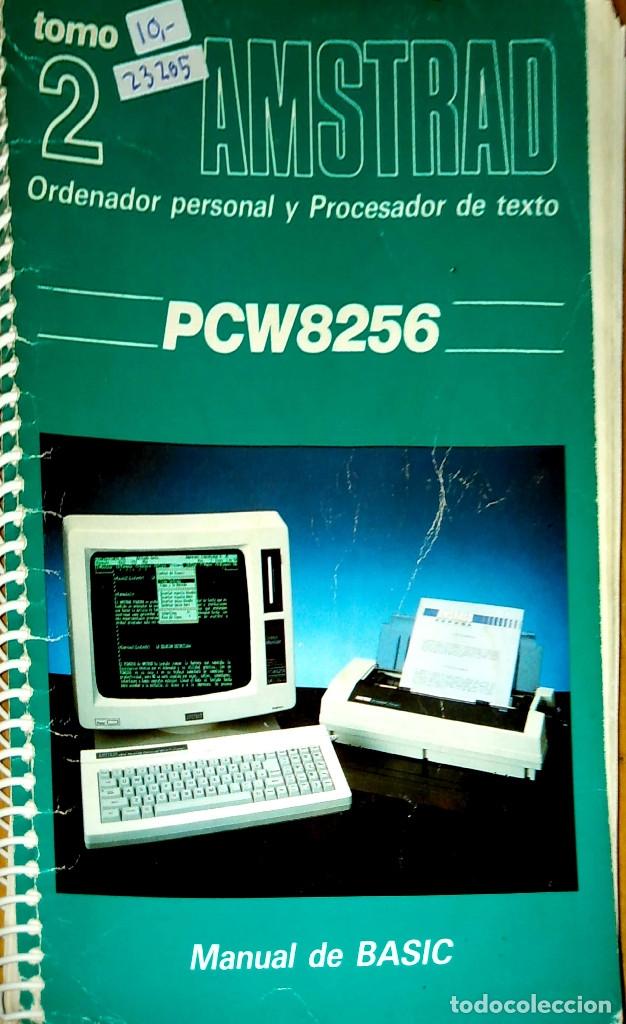 23205 - AMSTRAD - TOMO 2 - MANUAL DE MALLARD BASIC - PCW8256 (Libros de Segunda Mano - Informática)