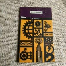 Libros de segunda mano: MCKINSEY QUARTERLY - ON-LINE TACTICS. Lote 178791122