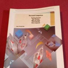 Libros de segunda mano: MANUAL DE USUARIO OLIVETTI PERSONAL COMPUTERS 1995. Lote 179137881