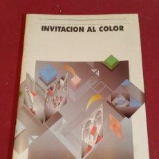 Libros de segunda mano: LIBRO OLIVETTI 1994 INVITACIÓN AL COLOR. Lote 179138322