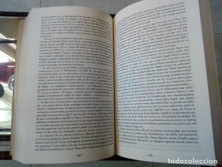Libros de segunda mano: De Pepsi a Apple. John Sculley - Foto 3 - 179497512