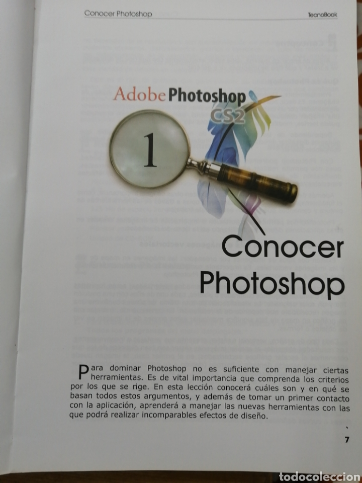 Libros de segunda mano: Photoshop Adobe CS2 - Foto 3 - 180115295