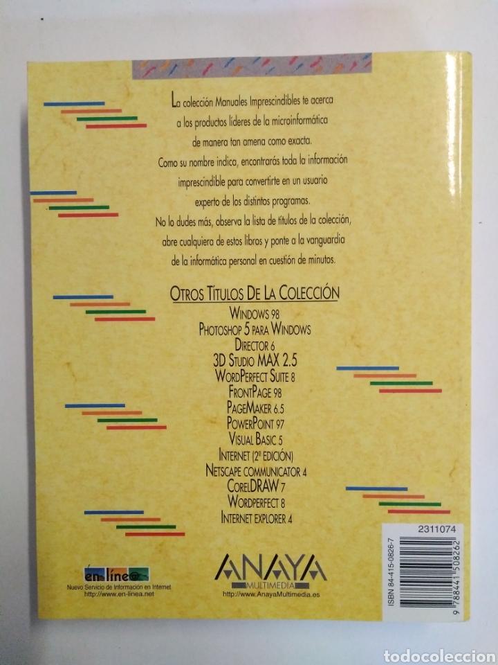 Libros de segunda mano: Visual basic 6 / Juan Diego Gutiérrez Gallardo. Anaya - Foto 2 - 180126490
