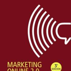 Libros de segunda mano: MARKETING ONLINE 2.0. Lote 180268175