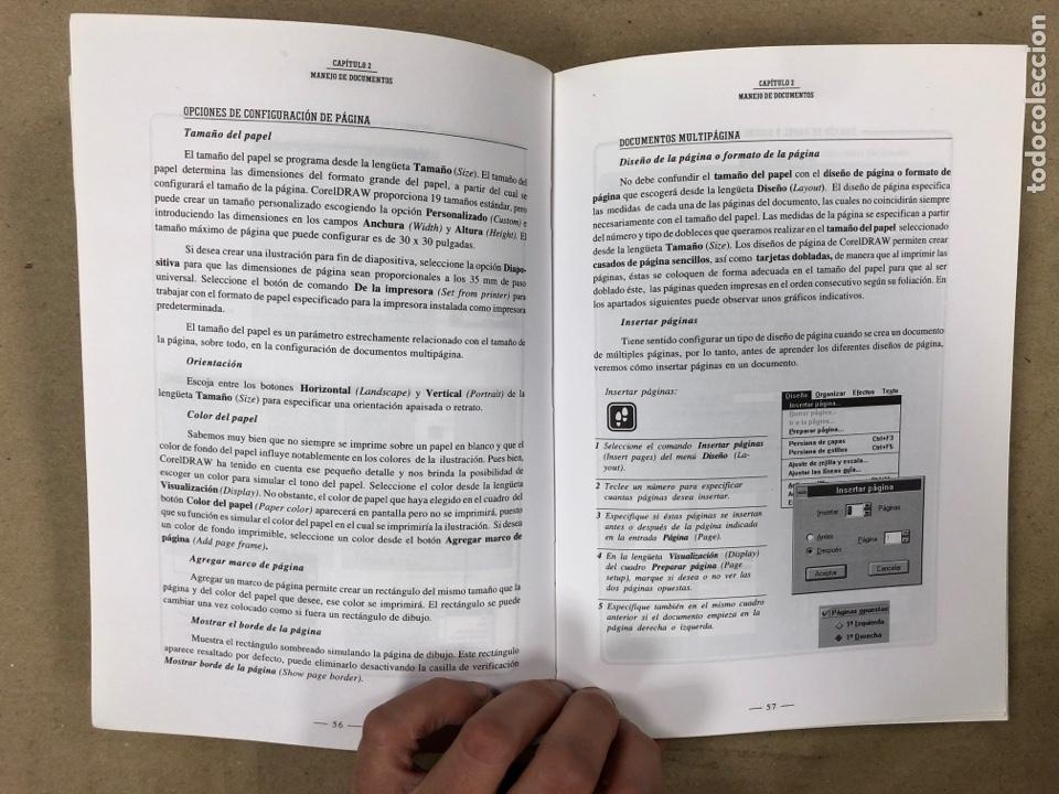 Libros de segunda mano: CORELDRAW! 5 CURSO DE INICIACIÓN. M. NOGUERA MUNTADAS. INFOBOOKS 1995. ILUSTRADO. 431 PÁGINAS - Foto 4 - 180420236