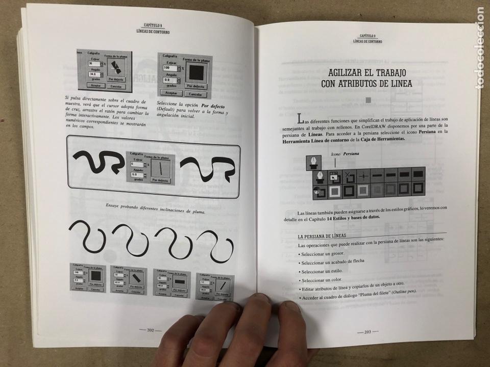Libros de segunda mano: CORELDRAW! 5 CURSO DE INICIACIÓN. M. NOGUERA MUNTADAS. INFOBOOKS 1995. ILUSTRADO. 431 PÁGINAS - Foto 5 - 180420236