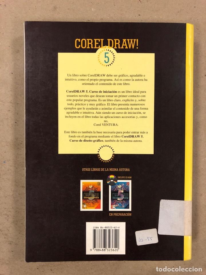 Libros de segunda mano: CORELDRAW! 5 CURSO DE INICIACIÓN. M. NOGUERA MUNTADAS. INFOBOOKS 1995. ILUSTRADO. 431 PÁGINAS - Foto 7 - 180420236