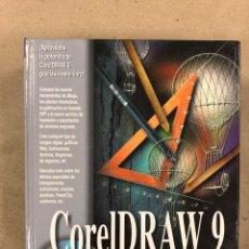 Libros de segunda mano: LA BIBLIA DE CORELDRAW 9. RICK ALMANT. EDITORIAL ANAYA MULTIMEDIA 1999. INCLUYE CD-ROM.. Lote 180420785
