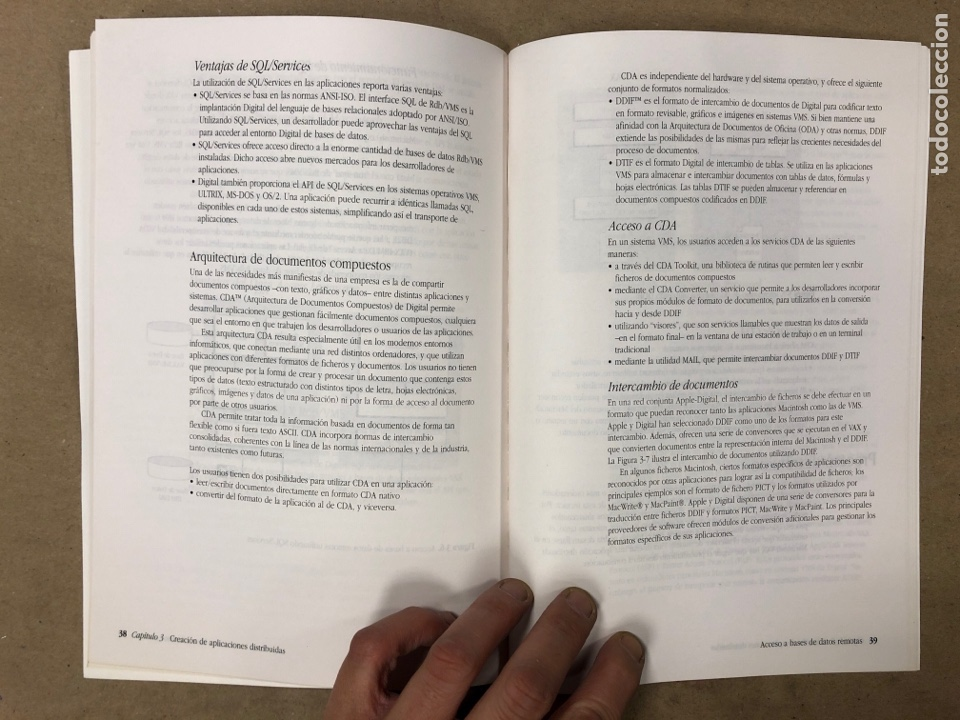 Libros de segunda mano: INTRODUCCIÓN AL ENTORNO DE REDES APPLE DIGITAL. APPLE COMPUTER 1990. ILUSTRADO. 56 PÁGINAS. - Foto 5 - 182329943