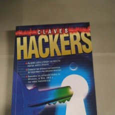 Libros de segunda mano: CLAVES HACKERS - MIKE HORTON / CLINTON MUGGE. MCGRAW HILL. Lote 182885072