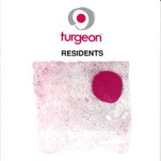 Libros de segunda mano: TURGEON RESIDENTS - MANUAL DE USUARIO - MSDOS. Lote 182976057