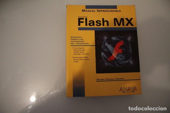 FLASH MX (Libros de Segunda Mano - Informática)