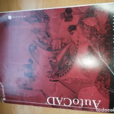 Libros de segunda mano: MANUAL USUARIO AUTOCAD V.13. Lote 183216516