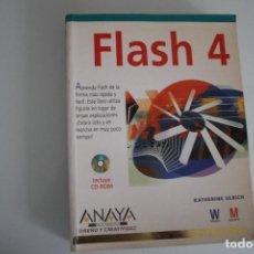 Libros de segunda mano: FLASH 4 ANAYA. Lote 183604148