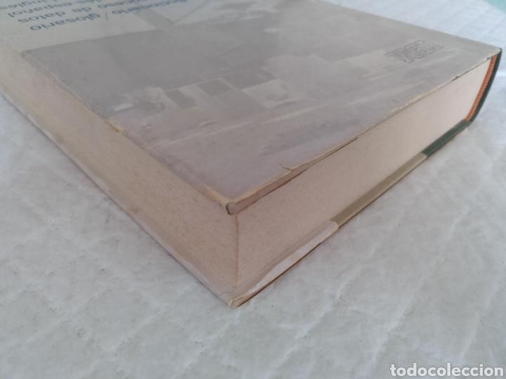 Libros de segunda mano: Diccionario / glosario de proceso de datos inglés - español IBM + hoja de propuesta. Libro - Foto 7 - 183838466