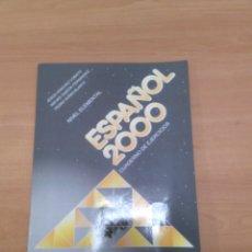 Libros de segunda mano: ESPAÑOL 2000. Lote 184448047