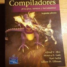 Libros de segunda mano: COMPILADORES. PRINCIPIOS, TÉCNICAS Y HERRAMIENTAS. Lote 186258135
