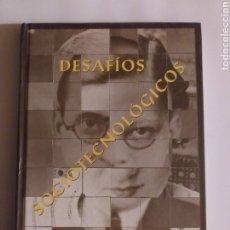 Libros de segunda mano: DESAFÍOS SOCIO TECNOLÓGICOS DEL SIGLO XXI 1999. Lote 187119710
