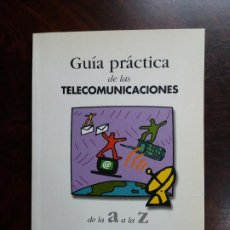 Libros de segunda mano: GUÍA PRÁCTICA DE LAS TELECOMUNICACIONES. OCU. 1999.. Lote 191251267