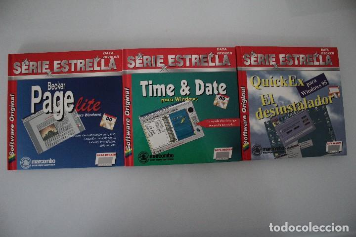 3 LIBROS INFORMATICA (Libros de Segunda Mano - Informática)