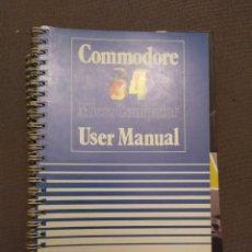 Libros de segunda mano: LIBRO COMMODORE 64 , USER MANUAL EDICION EN INGLES AÑO 1982.. Lote 193055490