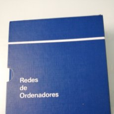 Libros de segunda mano: CURSO DE REDES DE ORDENADORES. 1982. CURSO PRECURSOR. INTERESANTE ESTADO DEL ARTE DE REDES EN 1982.. Lote 193069722