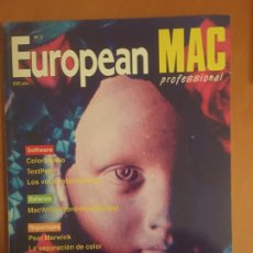 Livres d'occasion: REVISTA EUROPEAN MAC PROFESSIONAL NUM 2, 1990. Lote 193351070