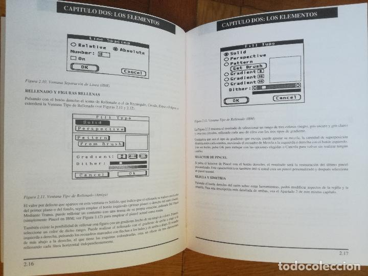 Libros de segunda mano: Deluxe Paint II - Commodore Amiga - Manual de usuario - Foto 2 - 193669295