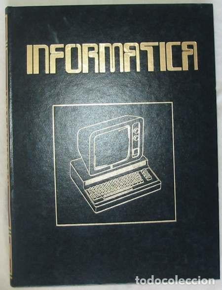 Libros de segunda mano: INFORMÁTICA - 4 TOMOS COMPLETA - NUEVA LENTE 1983 - 1048 PÁGINAS - VER ÍNDICES - Foto 2 - 194154013