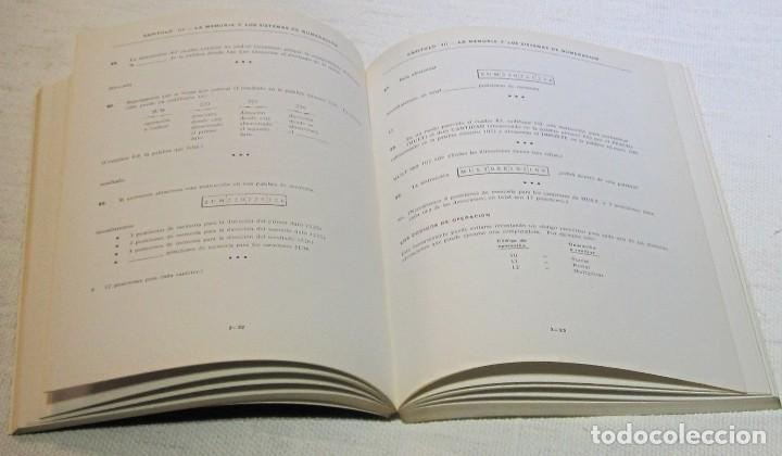 Libros de segunda mano: Fundamentos de las computadoras de oficina. Enseñanza programada. Gispert 1972 - Foto 2 - 194321257