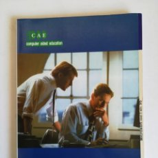 Libros de segunda mano: CURSOS INTERACTIVOS FORMACION ORDENADOR CAE COMPUTER AIDED EDUCATION MICROSOFT WIN 95 NIVEL I. Lote 194399192