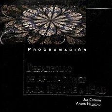 Libros de segunda mano: DESARROLLO DE APLICACIONES PARA IPHONE & IPAD. PROGRAMACION - AARON / CONWAY HILLEGASS - ANAYA - PRO. Lote 194479738