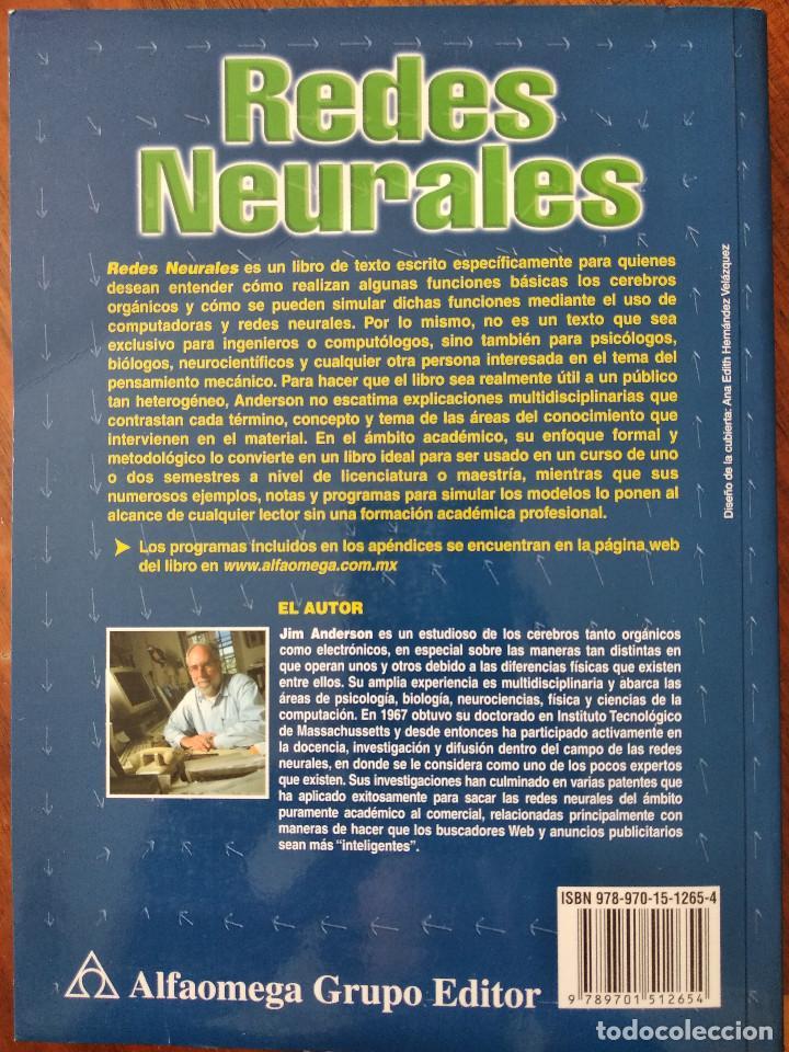 Libros de segunda mano: Inteligencia artificial. Un enfoque moderno. 2ª edición. Stuart Russell y Peter Norving - Foto 2 - 194495583