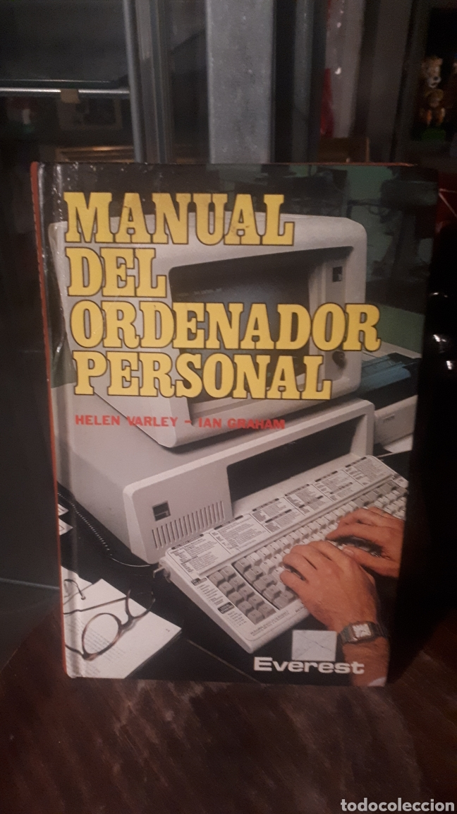 MANUAL ORDENADOR PERSONAL EVEREST 1984 HELEN VARLEY IAN GRAHAM (Libros de Segunda Mano - Informática)