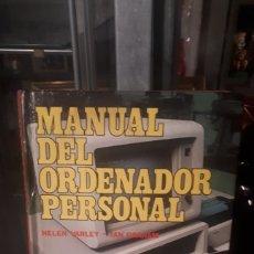 Libros de segunda mano: MANUAL ORDENADOR PERSONAL EVEREST 1984 HELEN VARLEY IAN GRAHAM. Lote 194508840
