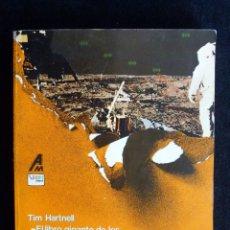Libros de segunda mano: EL LIBRO GIGANTE DE LOS JUEGOS PARA ZX SPECTRUM. TIM HARTNELL. ED. ANAYA, 1985. PROGRAMACIÓN. Lote 194748523