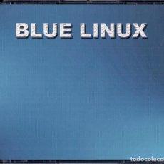 Libros de segunda mano: BLUE LINUX (BASADO EN RED HAT) : EDICION 4 CD-ROM ORIGINAL CON ACTUALIZACIONES, CORRECIONES Y EXTRAS. Lote 194953633