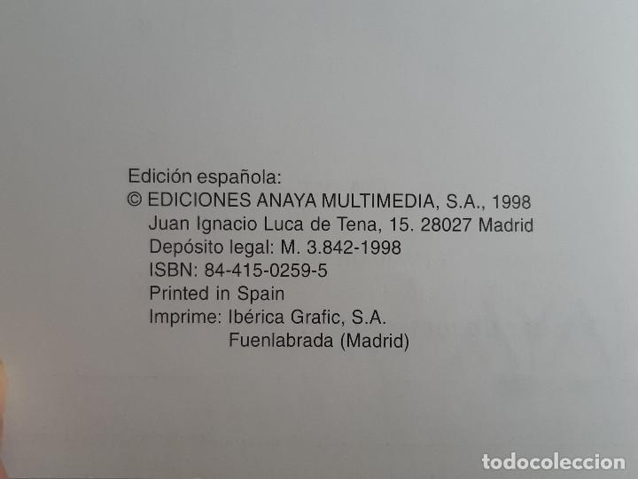 Libros de segunda mano: Libro. Guias Audiovisuales. Internet (Anaya, 1998) - Foto 4 - 194956647