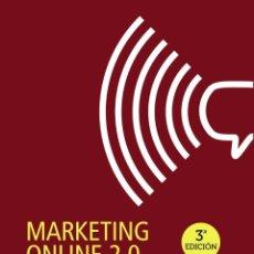 Libros de segunda mano: MARKETING ONLINE 2.0. Lote 195190372