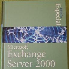 Libros de segunda mano: MICROSOFT EXCHANGE 2000 SERVER. Lote 195195448